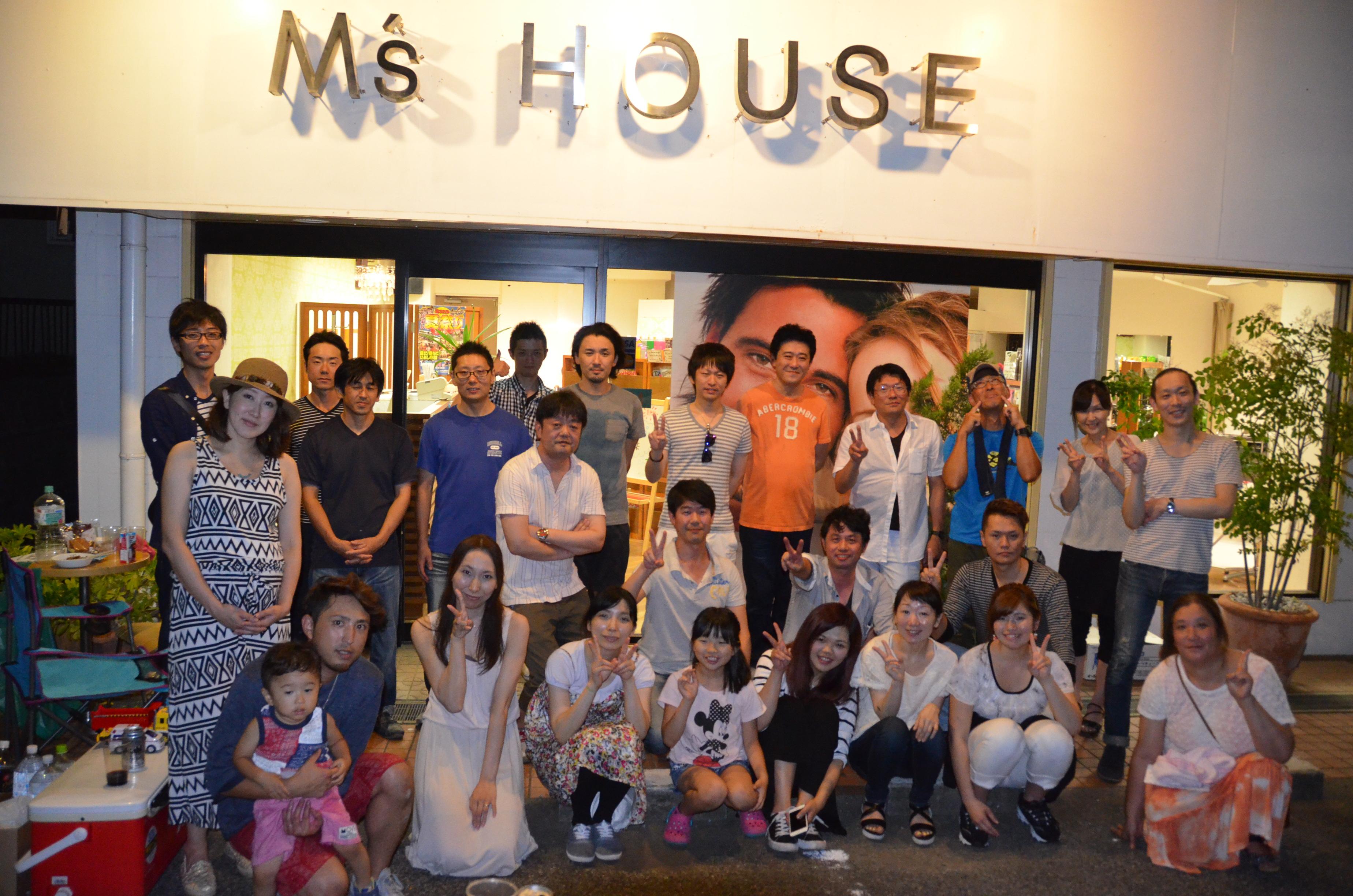 成田・富里のヘアサロン・美容院・美容室エムズハウスでは、サービスレベルをあげるためにプロジェクトを発足しました。