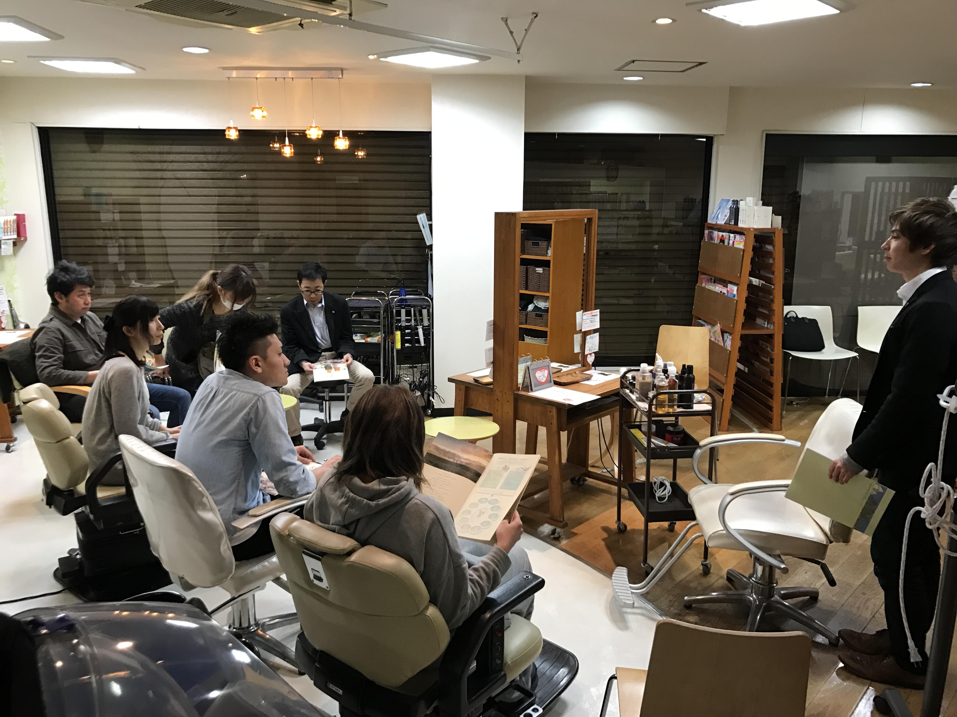 成田・富里のヘアサロン・美容院・美容室エムズハウスのブランドを創る努力をしています。