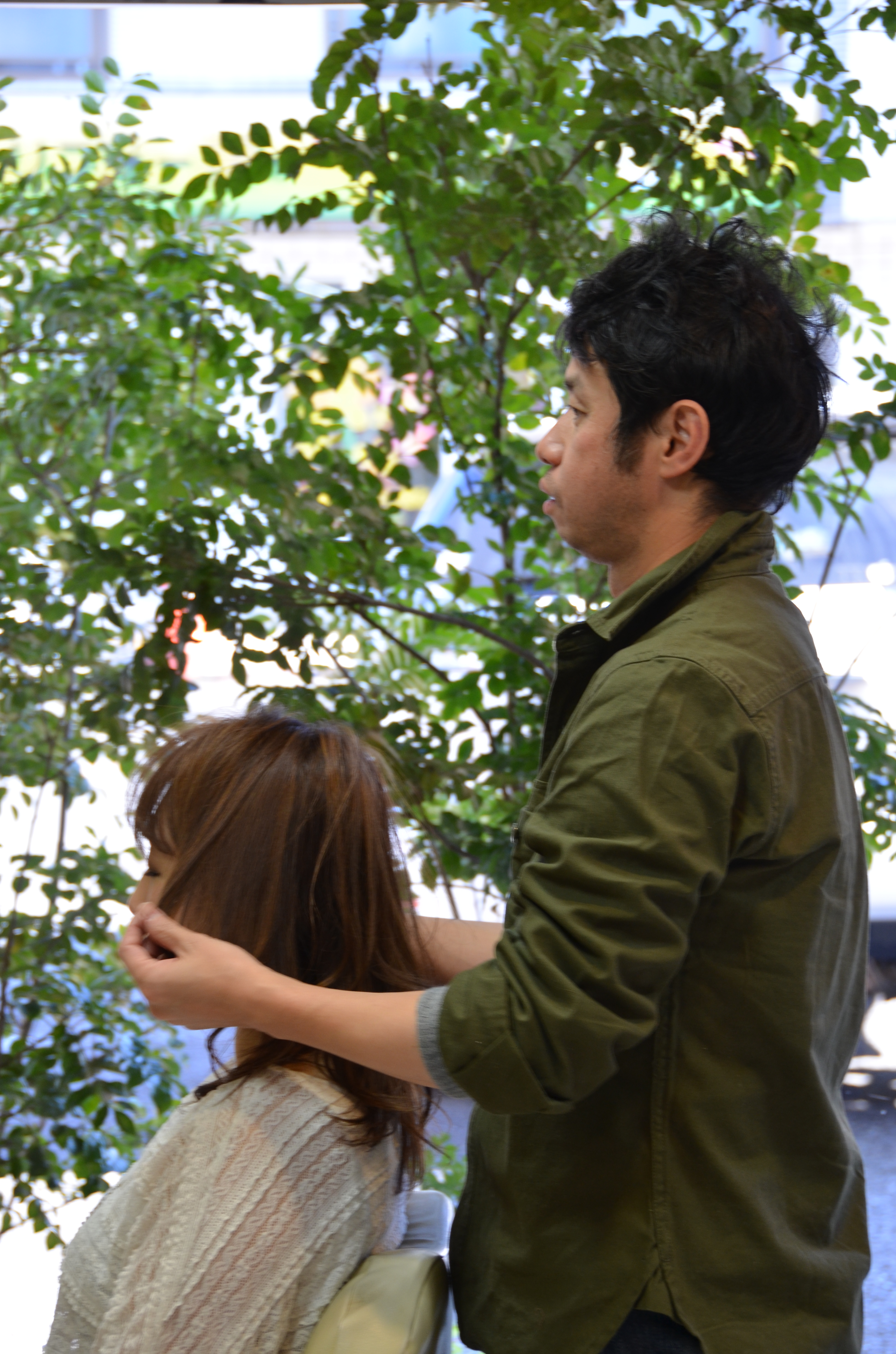 成田・富里のヘアサロン・美容院・美容室エムズハウスでは、コンサルティングをしっかりいたします。
