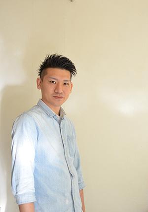 成田・富里の美容室エムズハウスのスタイリスト・菅沢康隆です